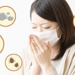 咳アレルギー