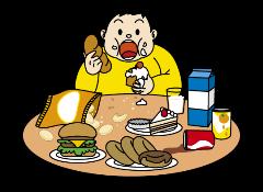 肥満イメージ